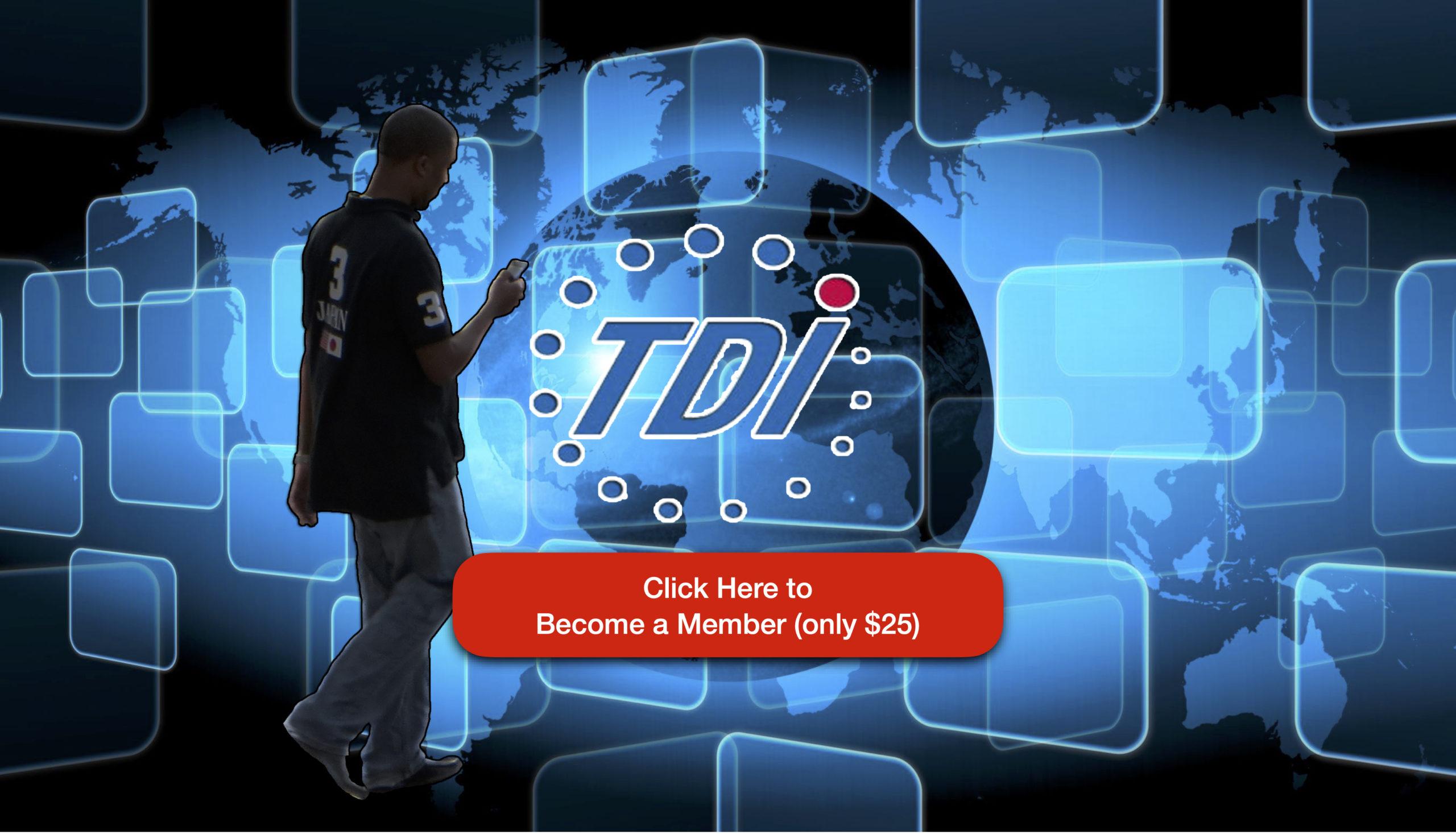 TDI Member Ad